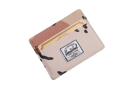 Herschell Supply Co Charlie Wallet Desert Camo Default Title / Desert Camo, Bags - Herschell Supply Co, Concrete Wave - 1