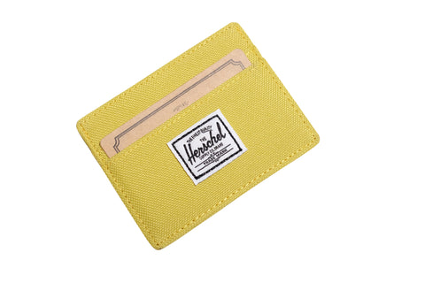 Herschell Supply Co Charlie Wallet Lime Punch Default Title / Lime Punch, Bags - Herschell Supply Co, Concrete Wave - 1