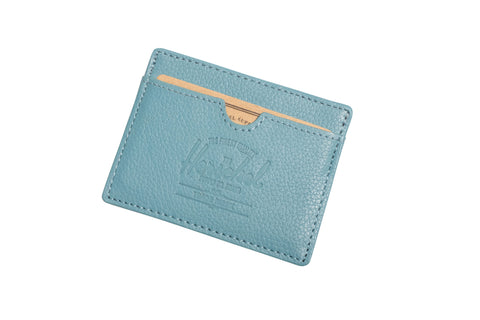 Herschell Supply Co Charlie Wallet Teal Full Grain Leather Default Title / Teal, Bags - Herschell Supply Co, Concrete Wave - 1