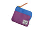 Herschell Supply Co Johnny Wallet Purple/ Cobalt Default Title / Purple/ Cobalt, Bags - Herschell Supply Co, Concrete Wave - 1