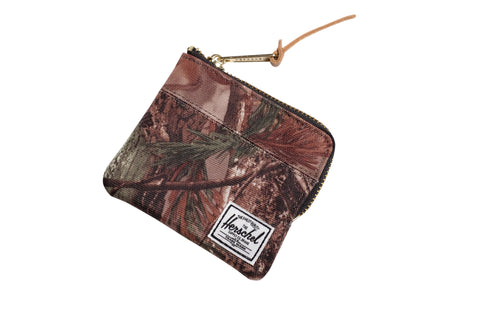 Herschell Supply Co Johnny Wallet Real Tree Print Default Title / Real Tree Print, Bags - Herschell Supply Co, Concrete Wave - 1