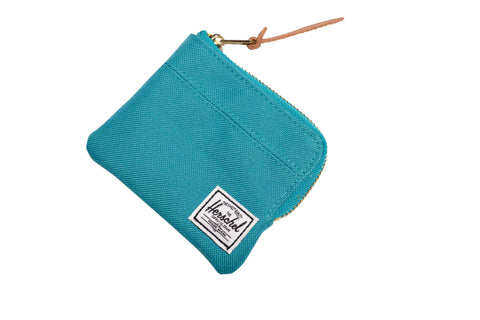 Herschell Supply Co Johnny Wallet Teal Default Title / Teal, Bags - Herschell Supply Co, Concrete Wave - 1