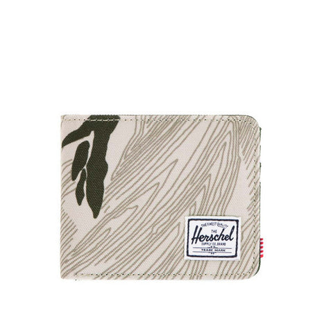 Herschell Supply Co Roy Wallet Geo/ Black Poly Default Title / Geo/ Black Poly, Bags - Herschell Supply Co, Concrete Wave - 1