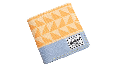 Herschell Supply Co Stanley Wallet Chevron Butterscotch/ Steel Blue Default Title / Butterscotch/ Steel Blue, Bags - Herschell Supply Co, Concrete Wave - 1