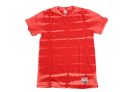Huf Blinds Wash T Shirt Red M / Red, T Shirt - Huf, Concrete Wave