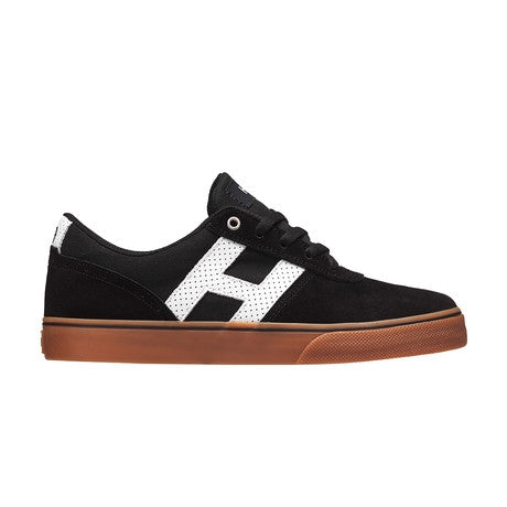 Huf Choice Black/ Gum Sneakers , Sneakers - Huf, Concrete Wave