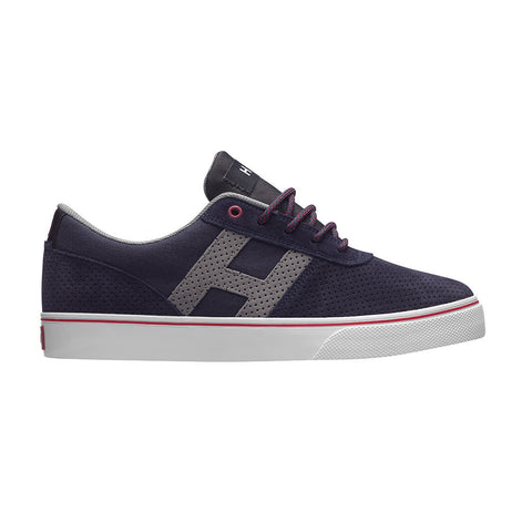 Huf Choice Nine Iron/ Tango Red , Sneakers - Huf, Concrete Wave - 1