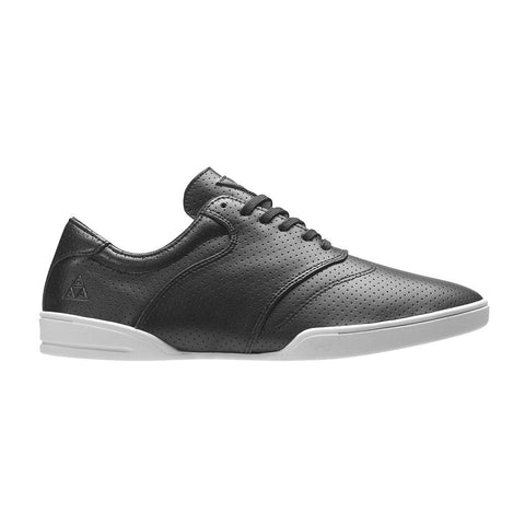 Huf Dylan Black Perf/ Bone White Sneakers , Sneakers - Huf, Concrete Wave - 1