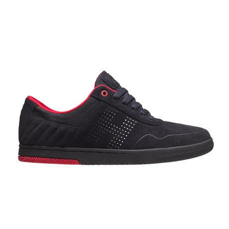 Huf Hufnagel 2 Dark Navy/ Tango Red Sneakers , Sneakers - Huf, Concrete Wave