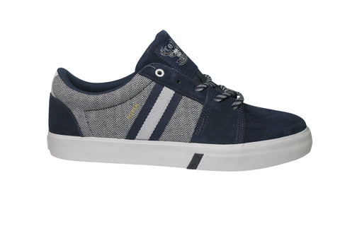 Huf Pepper Pro Dress Blue/ Herringbone Sneakers 9 / Dress Blue, Sneakers - Huf, Concrete Wave - 1