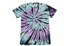Huf Triple Triangle Spiral T Shirt Purple M / Purple, T Shirt - Huf, Concrete Wave - 1