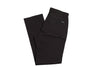 Huf Fulton Black Chino Pants 32 / Black, Bottoms - Huf, Concrete Wave