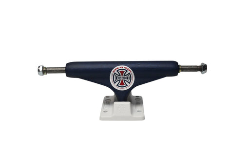 "Independant Reynolds II LTO Hollow Red White Blue 139 8"" Trucks Default Title, Trucks - Independant Trucks, Concrete Wave - 1"