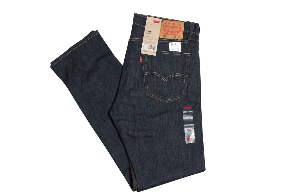 28f927fb1a4 Levi's 513 Slim Straight Jeans Bastion , Bottoms - Levi's, Concrete Wave