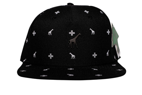 LRG Future 47 Snap Back Black Default Title / Black, Hat - LRG, Concrete Wave