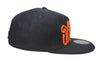 Official 1888 Strapback Navy , Hat - Official, Concrete Wave - 2
