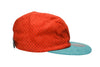Official Camp Suede Camper Red/ Blue , Hat - Official, Concrete Wave - 2