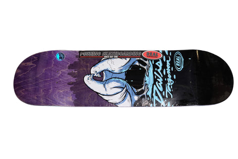 "Real Torgerson When Doves Cry Skateboard Deck 8.25"" , Decks - Real, Concrete Wave"