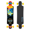 "Sector 9 Fault Line Red Complete Longboard 2016 39.5"" / Red, Longboard - Sector 9, Concrete Wave - 1"