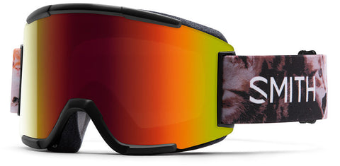 Smith Squad Cattastic Snow Goggles 2016 One Size / Cattastic, Goggles - Smith, Concrete Wave - 1