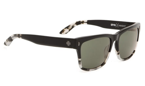 dccccc2a11e Spy Haight Onyx  Happy Grey Green Lens- Crosstown Collection