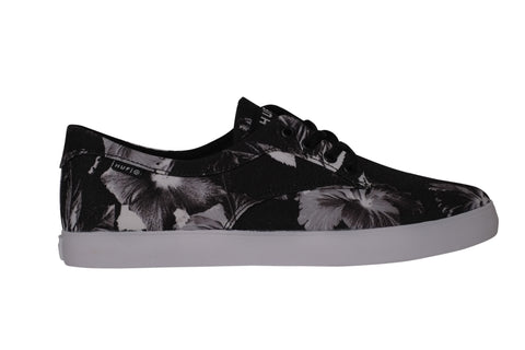 Huf Sutter Black Floral , Sneakers - Huf, Concrete Wave - 1