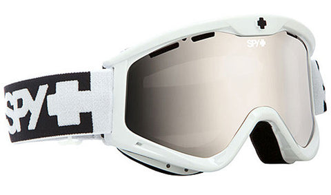 Spy Targa 3 White- Bronze Goggles , Goggles - Spy, Concrete Wave