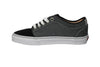 Vans Chukka Low Black/ Charcoal/ Orange Skateboard Sneakers , Sneakers - Vans, Concrete Wave - 2