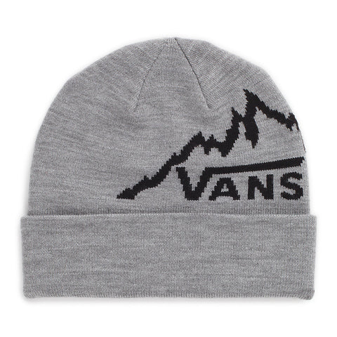 Vans Range Beanie Heather Grey , Beanie - Vans, Concrete Wave