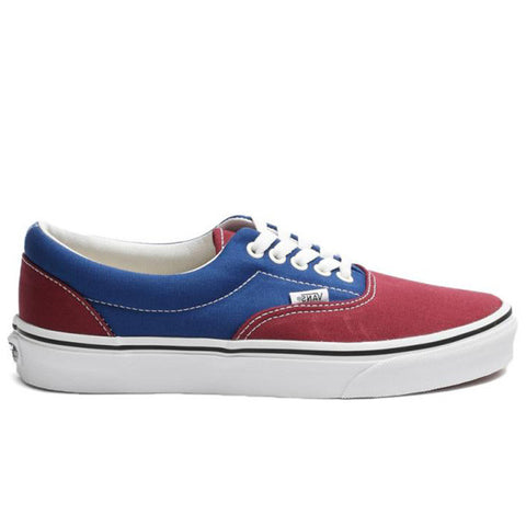 Vans Era 2 Tone Tawny Port/True , Sneakers - Vans, Concrete Wave