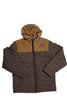 Vans Bridger Jacket M / Brown, Jacket - Vans, Concrete Wave