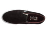 Vans Slip-on Pro Black/Deep Mahogany , Sneakers - Vans, Concrete Wave - 4