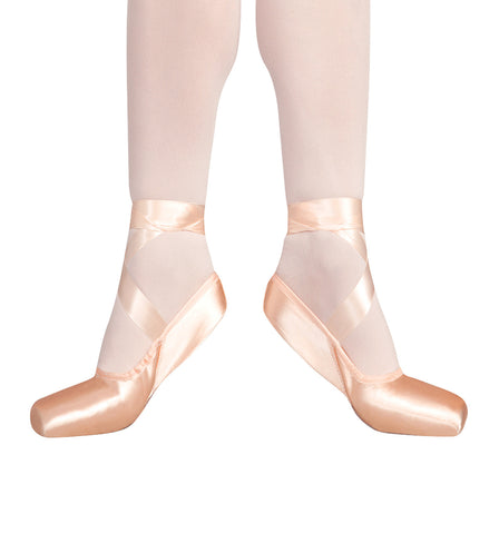Capezio Adult Tapered Demi Pointe Shoes for Women