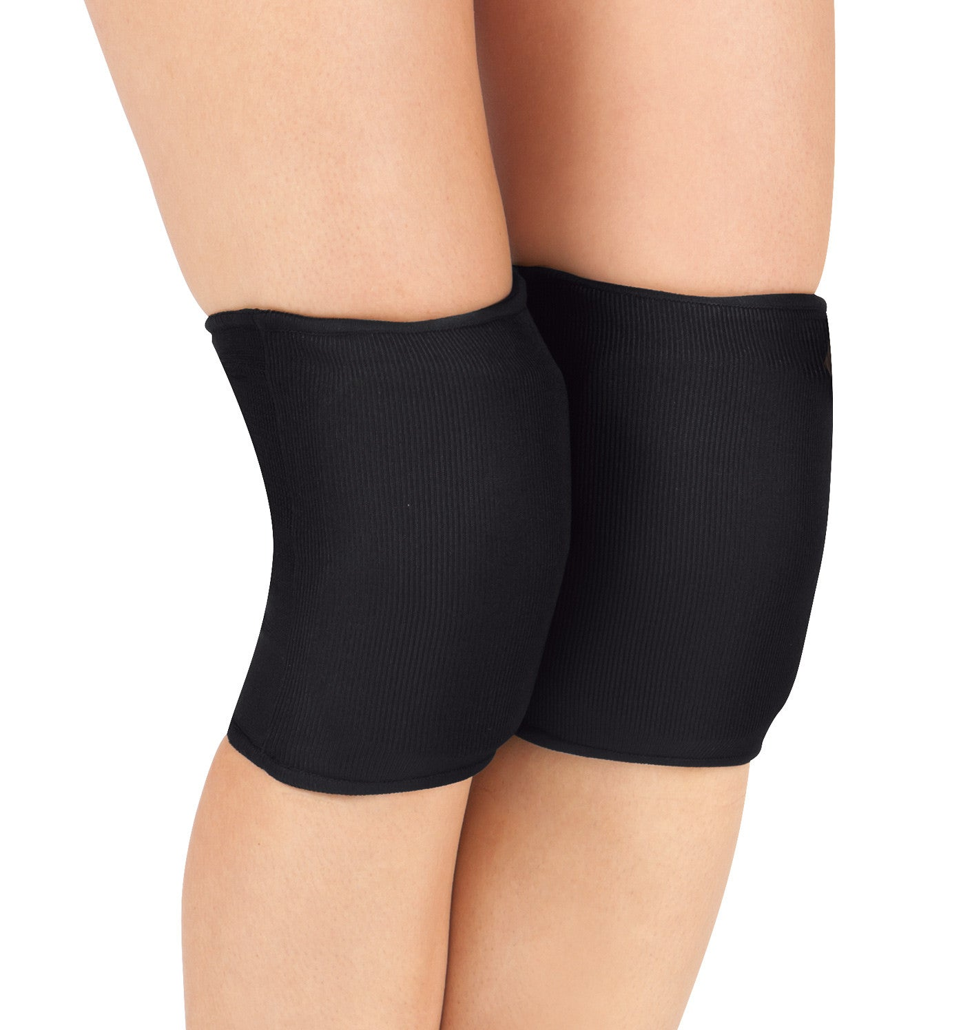 Body Basic Black Knee or Elbow Pads
