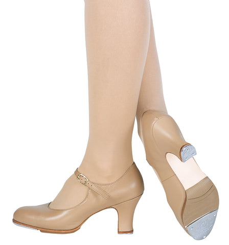 "Capezio Adult ""Manhattan Xtreme"" 2.5"" Heel Tap Shoes"