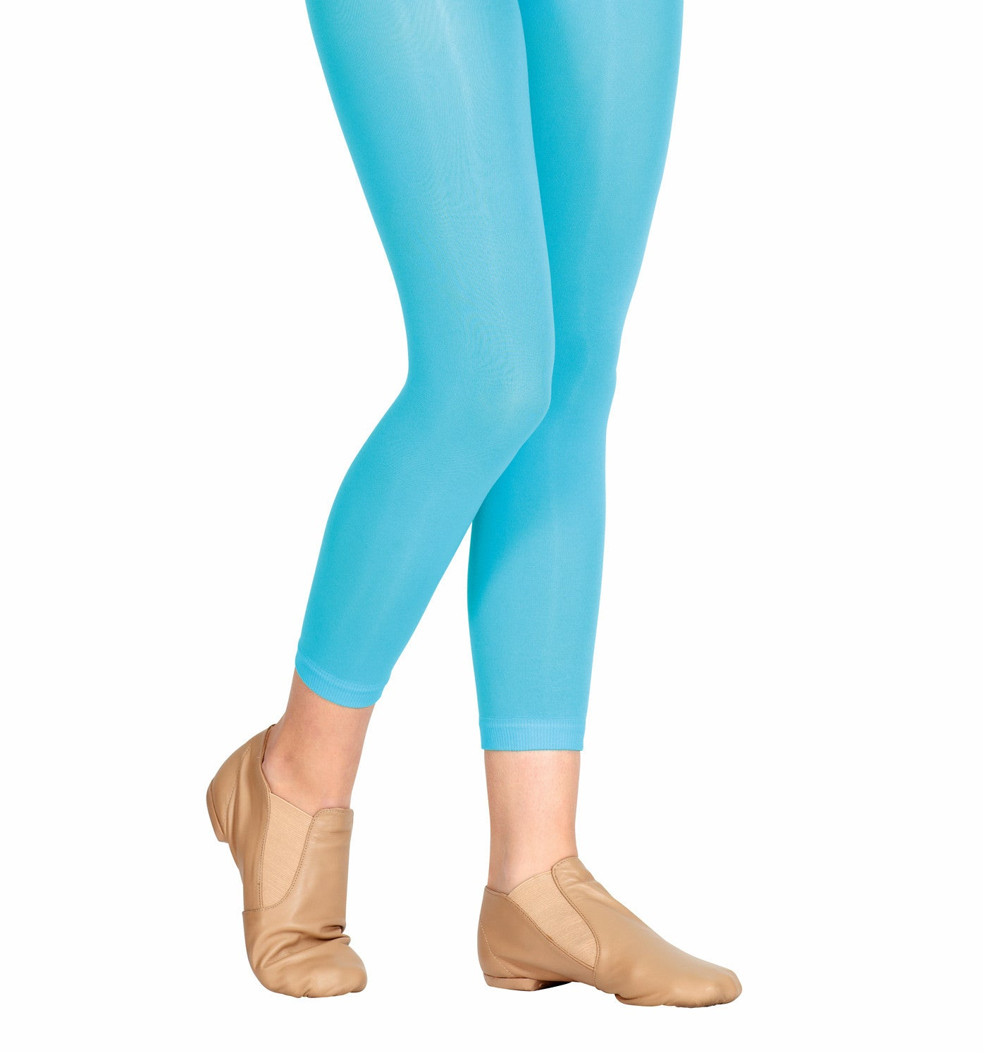 Adult Crop Tights Solid for Women