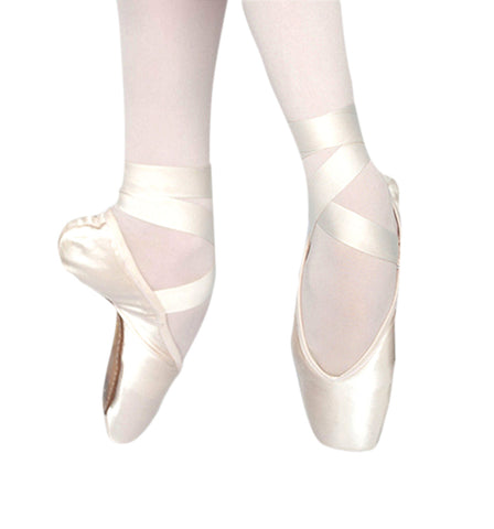 "Russian Pointe Adult ""Brava"" Pointe Shoes for Women"