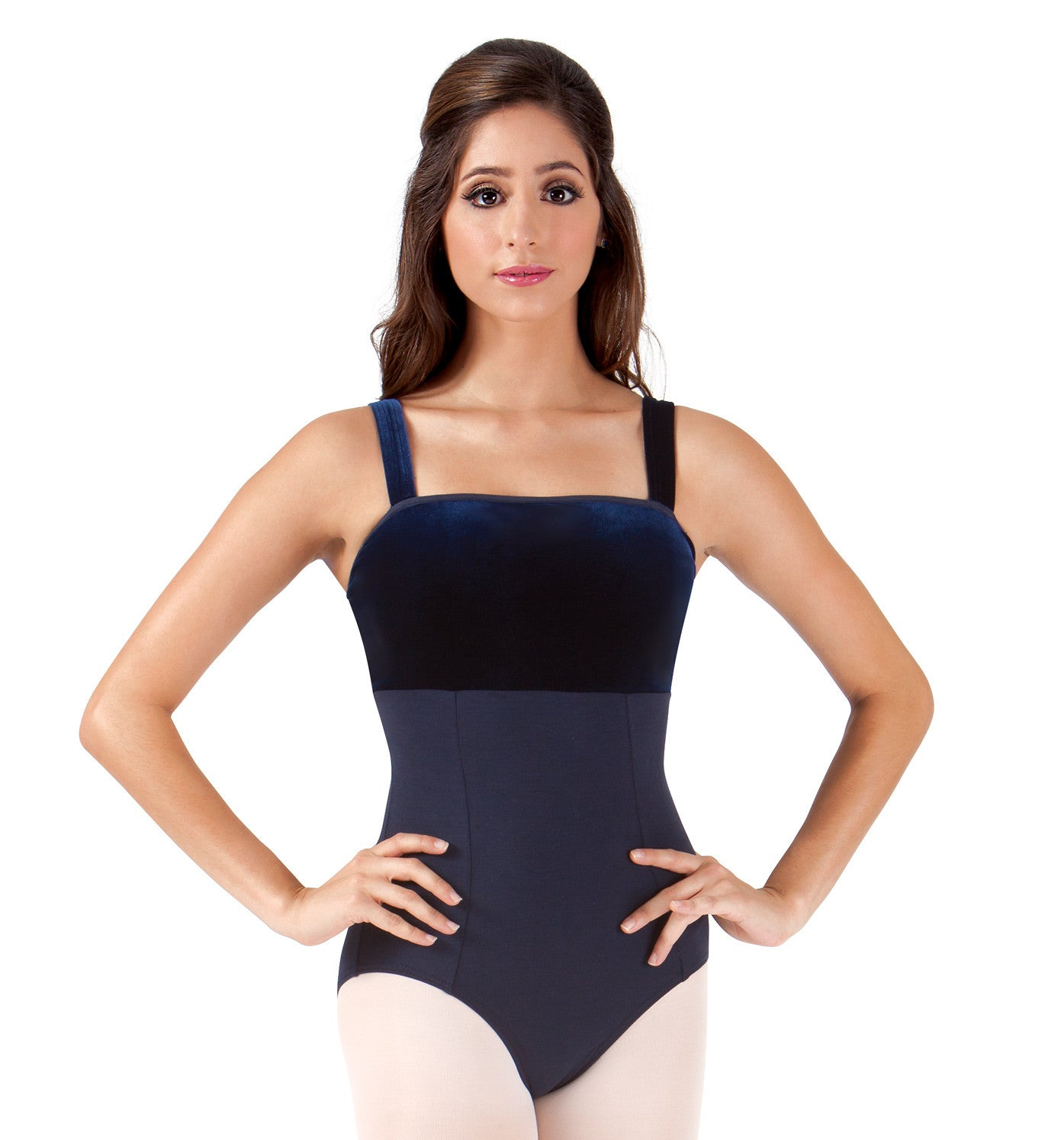 Adult Tank Velvet Leotard for Women