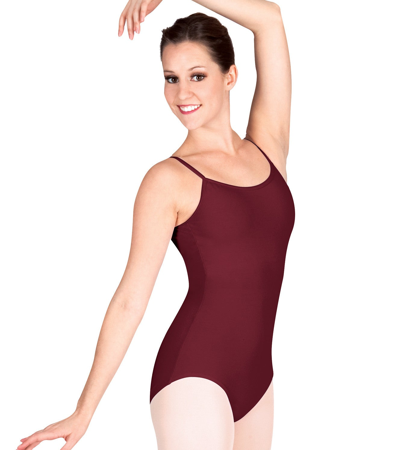 Capezio Adult Camisole Leotard With V-Back for Women
