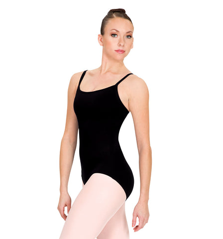 "Capezio Adult ""BraTek"" Camisole Leotard for Women"