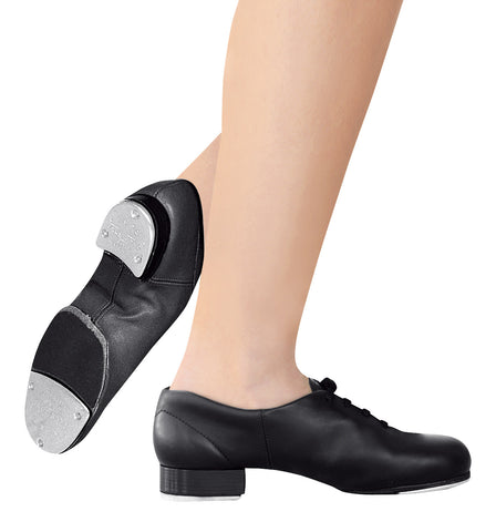 "Capezio Adult ""FlexMaster"" Split-Sole Lace Up Tap Shoes for Women"
