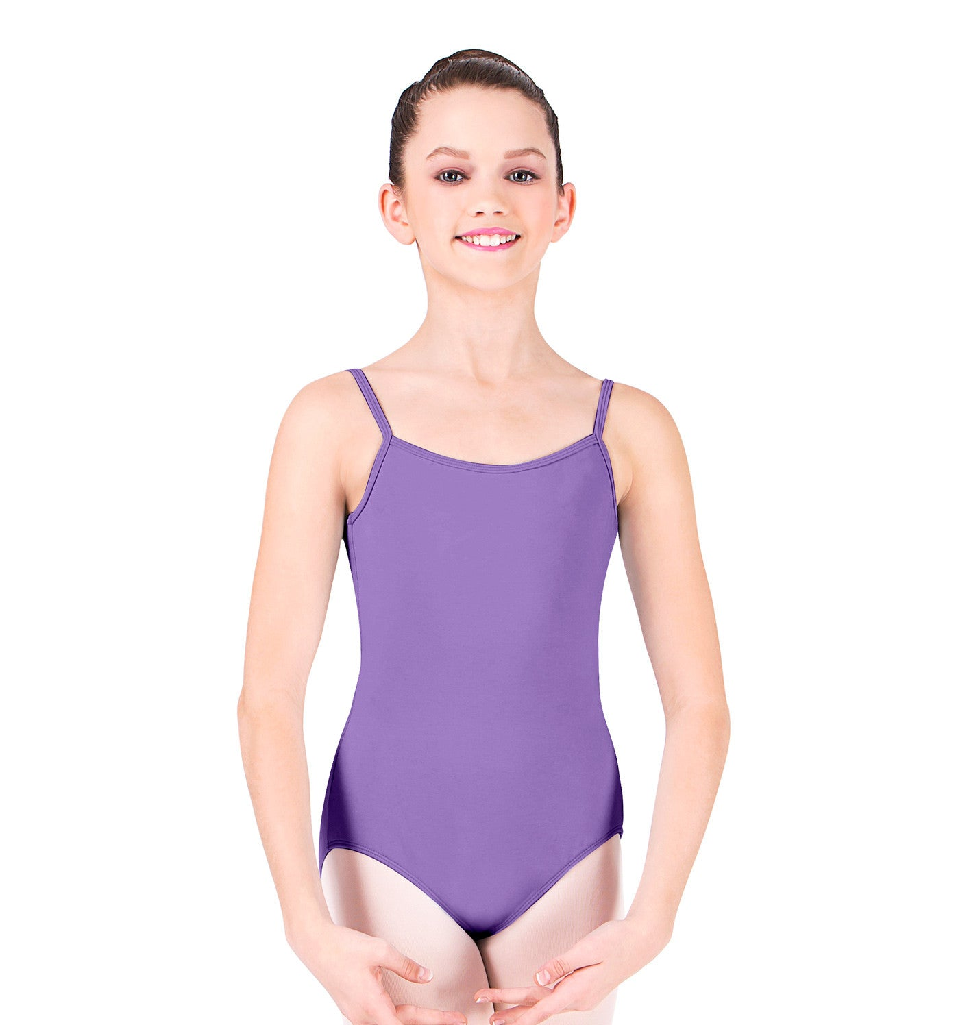 Bloch Thin Strap Camisole Leotard for Girls