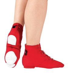 Adult Canvas Jazz High Top Boots for Women