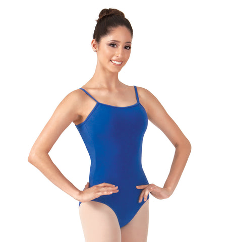 Theatricals Adult Camisole Cotton Leotard for Women