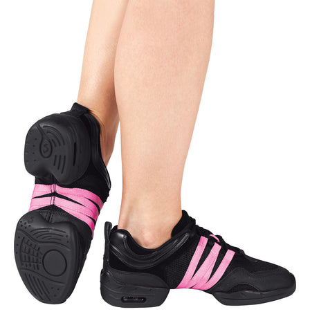 "Sansha Adult ""Tutto Nero"" Dance Sneaker for Women"