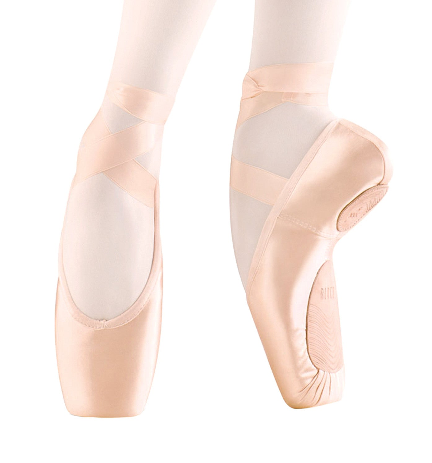 "Bloch Adult ""EuroStretch"" Split Sole Pointe Shoes for Women"