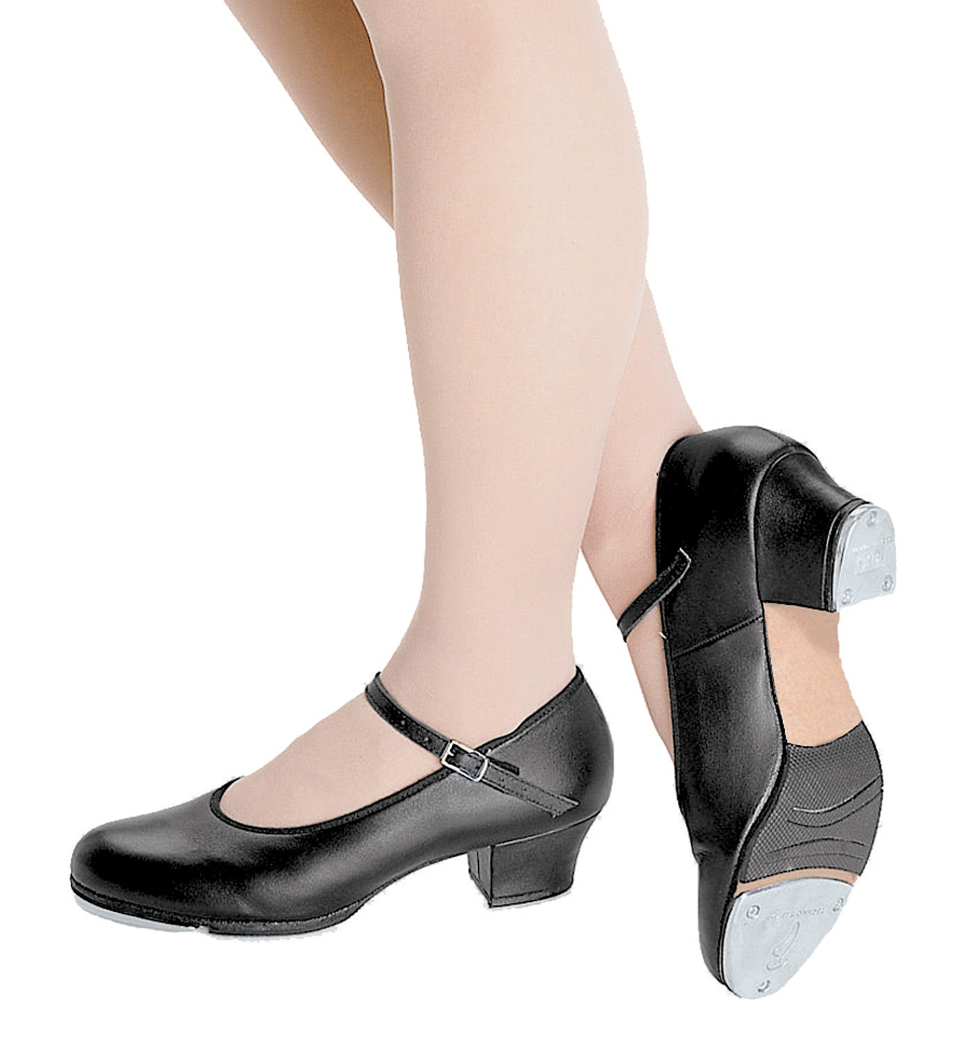 "Bloch Adult ""Showtapper"" Character Tap Shoes for Women"