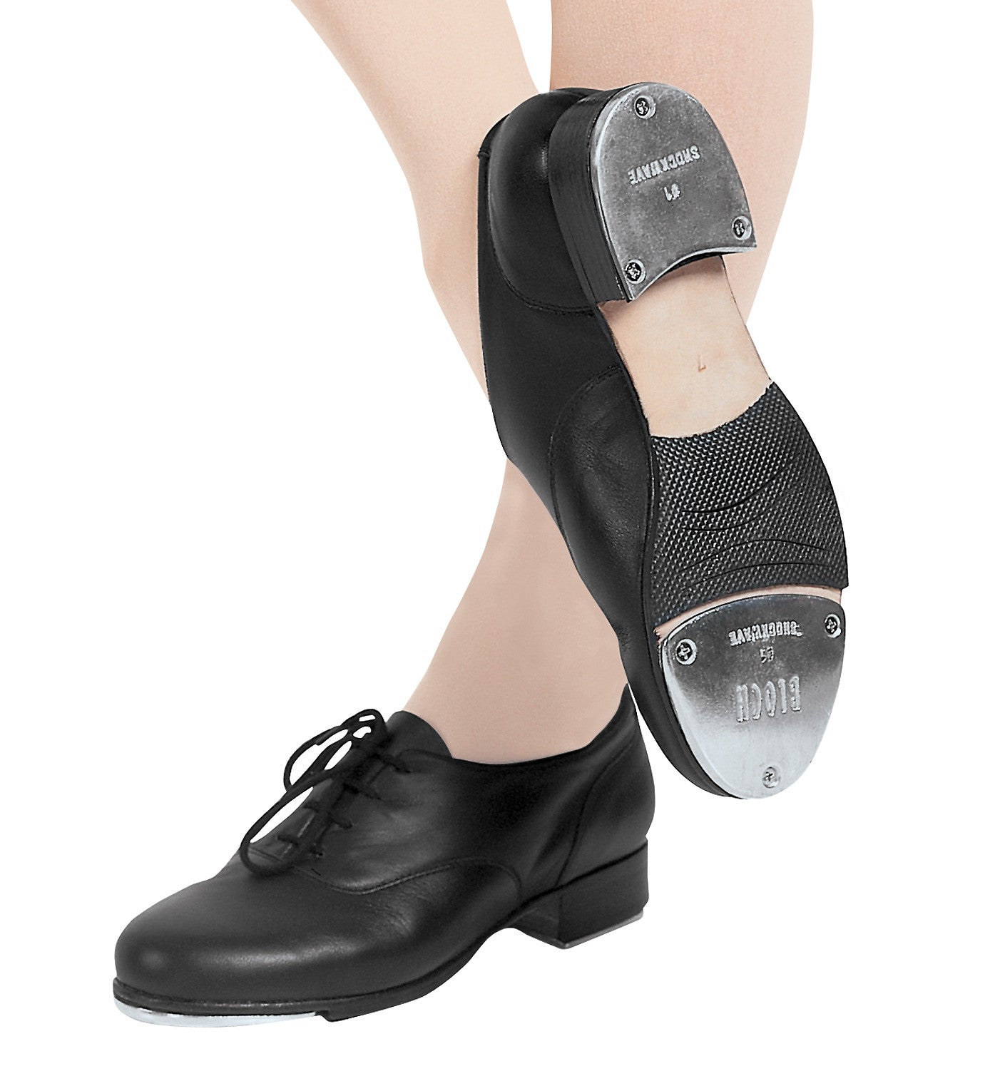 "Bloch Adult ""Respect"" Lace Up Tap Shoes for Women"