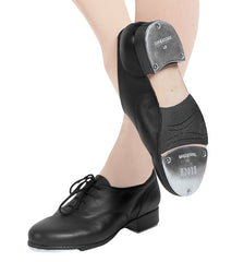 "Adult ""Respect"" Lace Up Tap Shoes for Women"