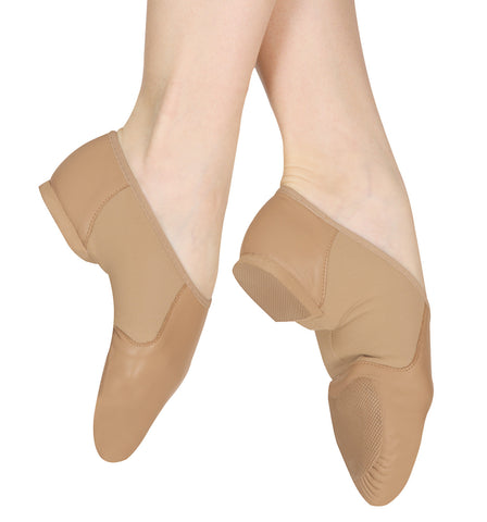 "Bloch Adult ""NeoFlex"" Slip-On Jazz Shoes for Women"
